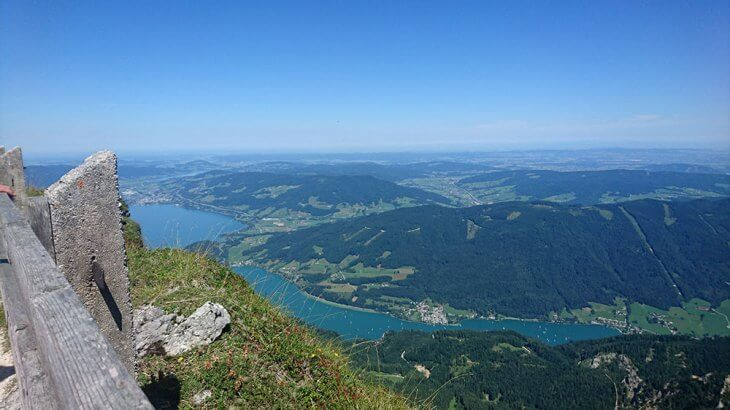 Lakes in Upper Austria